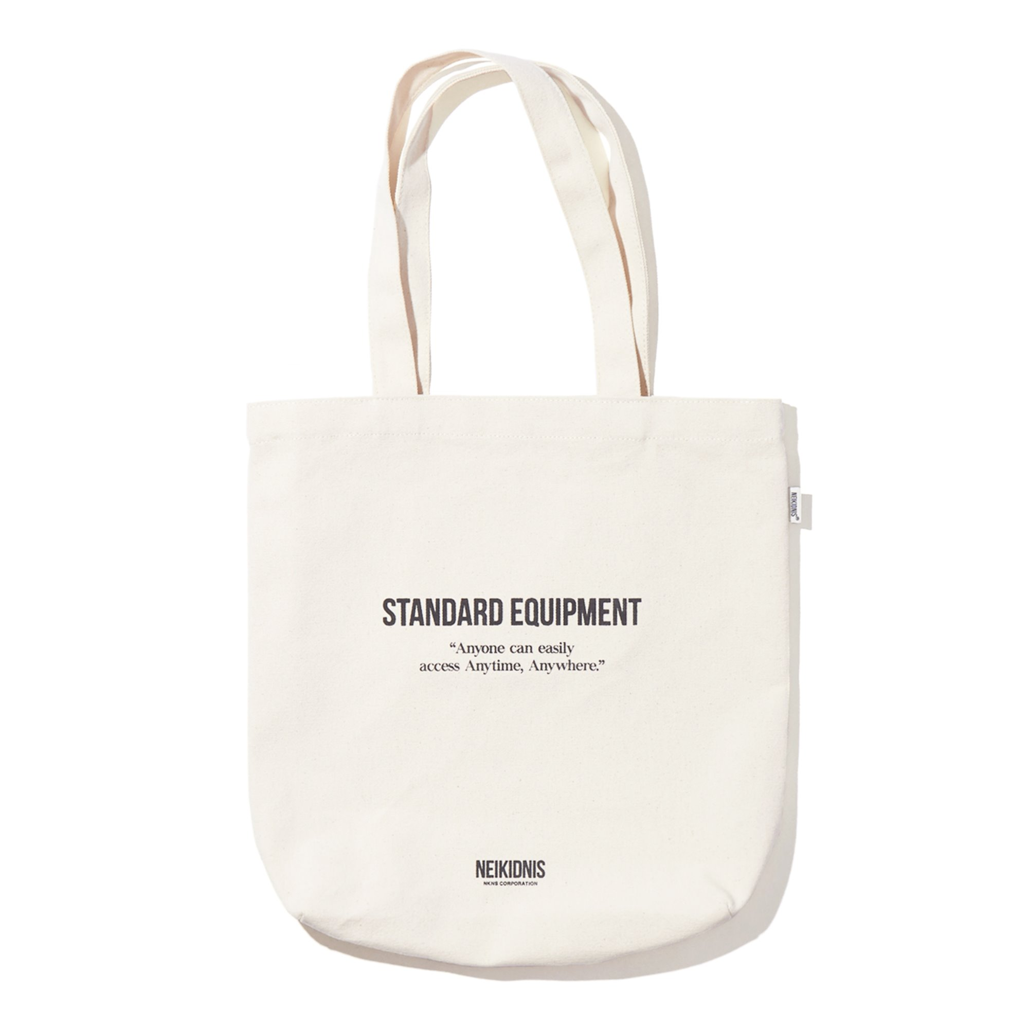 STDE ECO BAG / ECRU