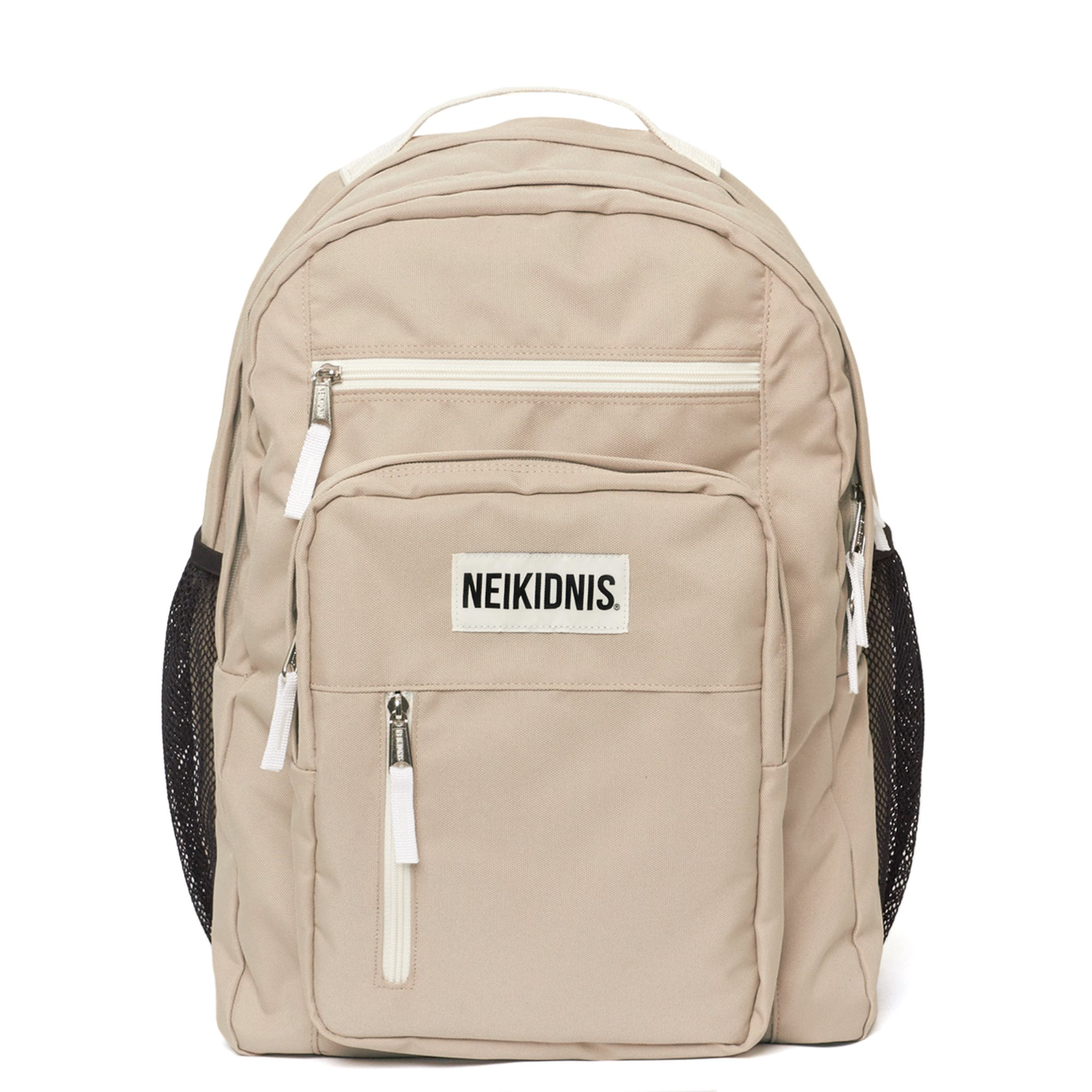 TRAVEL BACKPACK / BEIGE