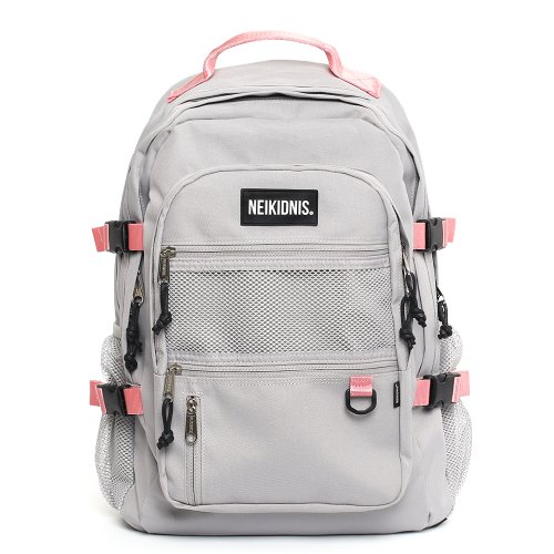 ABSOLUTE BACKPACK / GRAY PINK