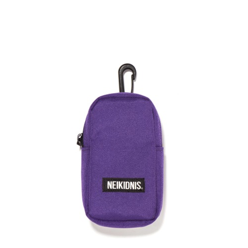 SHOULDER POUCH / PURPLE