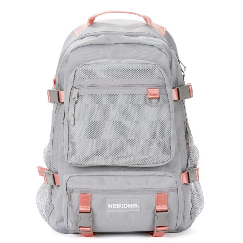 PREMIER BACKPACK / GRAY PINK