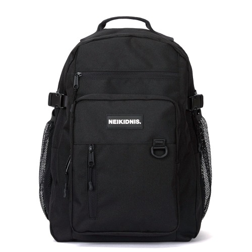 TRAVEL PLUS BACKPACK / BLACK