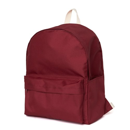 STANDARD BACKPACK / BURGUNDY