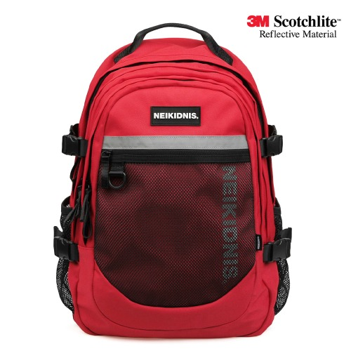 ELLIPTIC BACKPACK / RED
