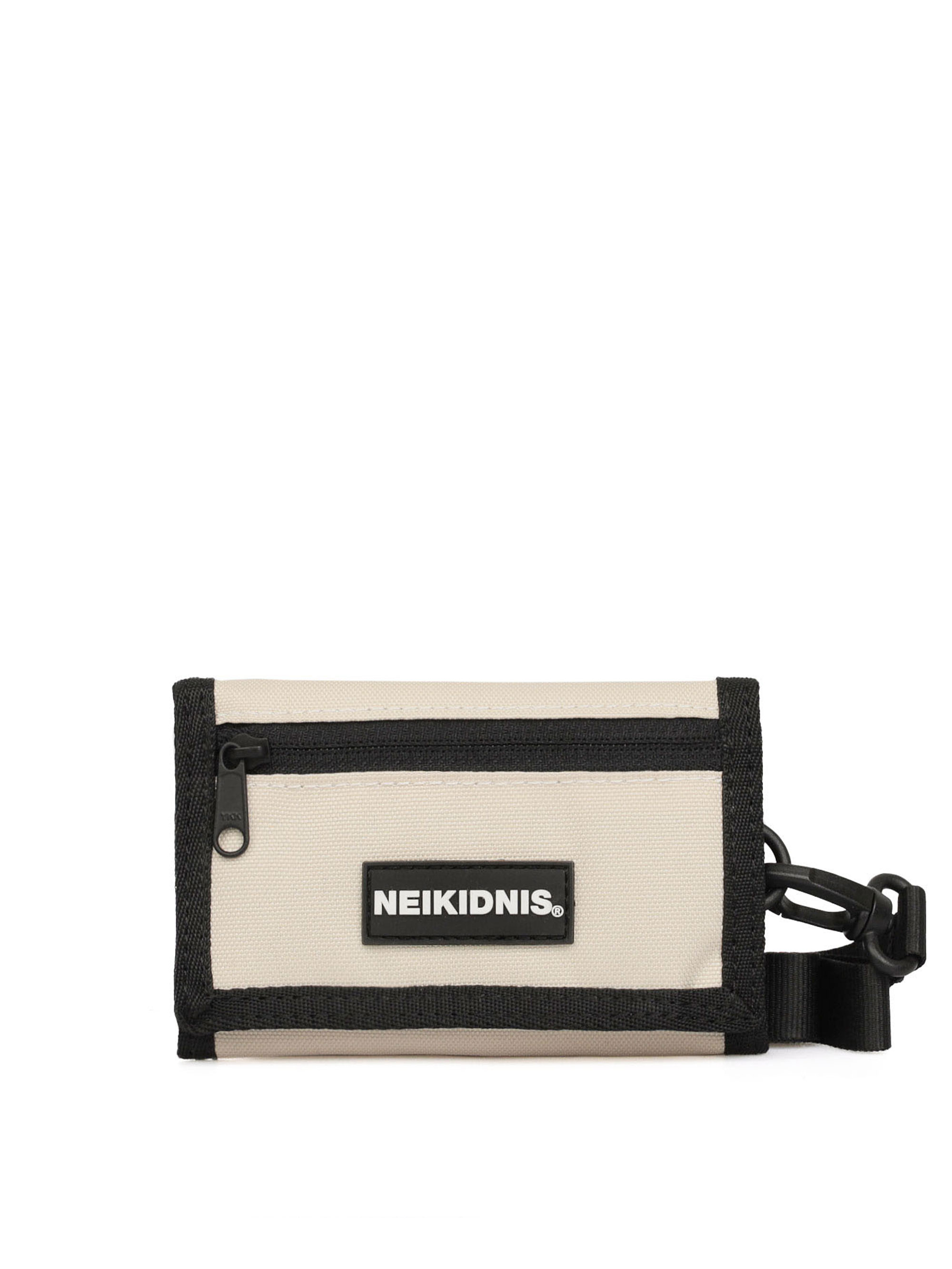 CORDURA VELCRO WALLET / LIGHT BEIGE